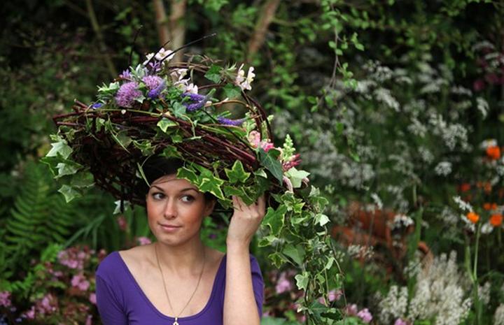 Всемирно известная выставка цветов и садоводства в Челси