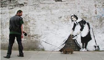 Авторская экскурсия: Лондонский стрит-арт тур