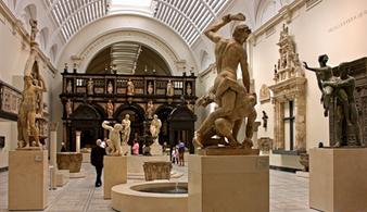Экскурсия в Кенсингтонский дворец и музей «Виктории и Альберта»