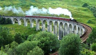 Путешествие на роскошном поезде