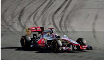 Посещение британского Гран При Формулы 1 в Силверстоуне