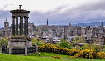 Пешеходная экскурсия по Эдинбургу