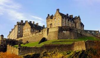 Экскурсия в эдинбургский замок, прогулка по Старому городу, Эдинбург XVIII века, часовню Рослин и вересковые холмы