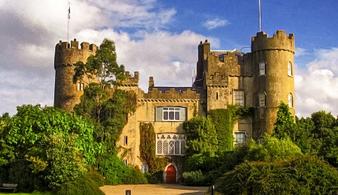 Экскурсия на родину Робин Гуда - город Ноттингем и в замок Биве