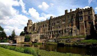 Экскурсия в замок Воррик (Warick Castle)