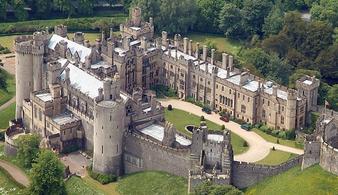 Автомобильная экскурсия в замок Арундел (Arundel Castle)
